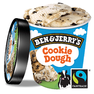 Foto Ben & Jerry's Cookie Dough 465 ml